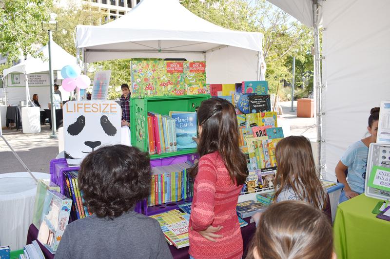 Las Vegas Book Festival... Un viaje junto a un fiel amigo llamado libro