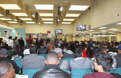"""Llenan el DMV miles en busca de la nueva """"Tarjeta para Manejar"""""""