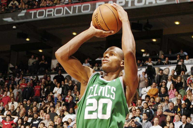 Allen asegura que recibió amenazas de muerte al salir de Celtics