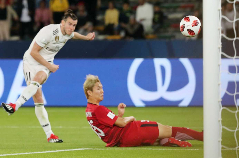 Avanza Real Madrid a la final del Mundial de Clubes 2018