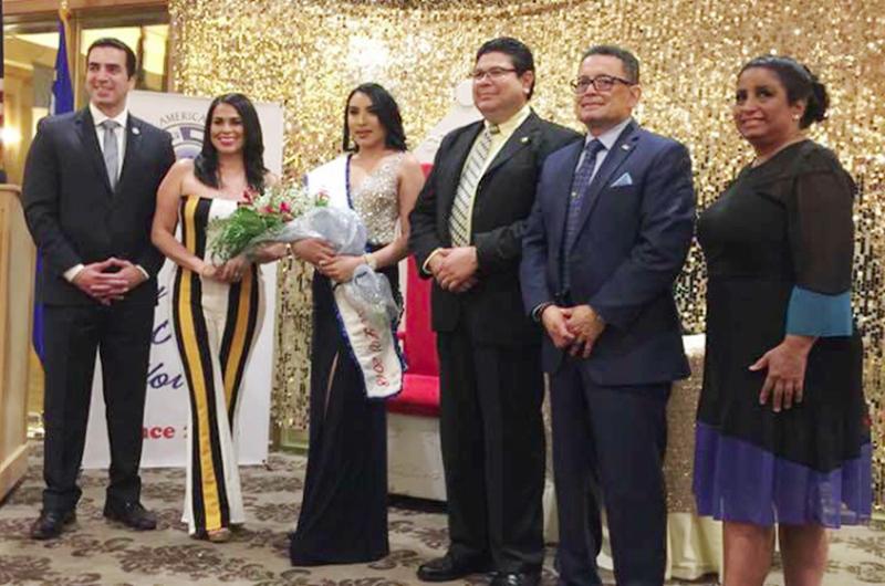 La organización 'USA Central American Coalition' corona a su reina y encara nuevos compromisos