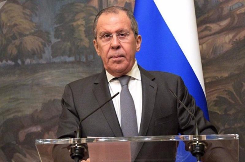Rusia no apoya ni apoyará vía militar en Venezuela: Lavrov