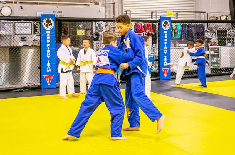 Las Vegas Judo Championship aumenta la 'cosecha' de medallas