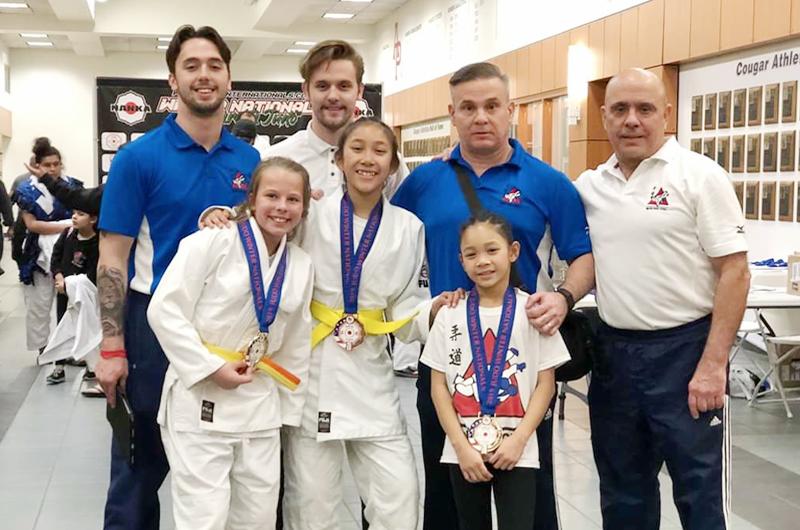 Torneo Nacional de Invierno... Muestra Ryoku Judo gran efectividad
