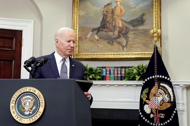 Biden recibe un informe de inteligencia sin conclusión sobre el origen de la covid