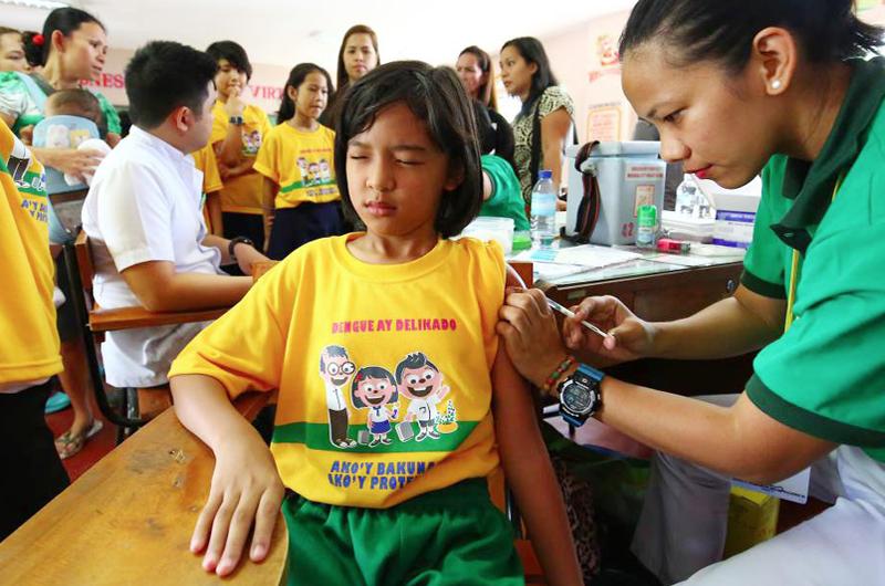 Filipinas declara epidemia nacional de dengue; van 622 muertos