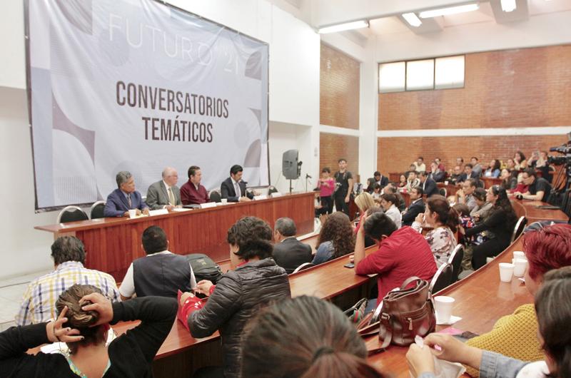 Sistema de salud nunca se orientó con fines políticos: Narro Robles