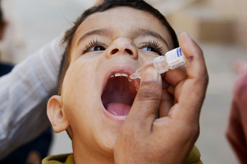 Propagación de poliomielitis, emergencia internacional