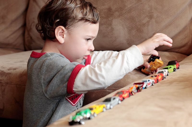 Niños de familias con TEA tiene mayor probabilidad de padecerlo: Estudio