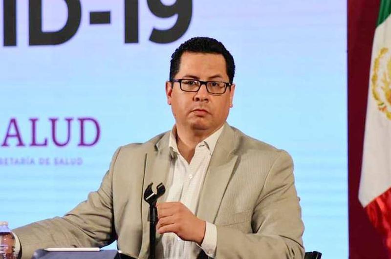 México suma 56 mil 594 casos acumulados de COVID-19  más de 6 mil muertes