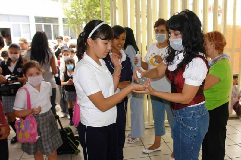Analizaron 523 casos de influenza en Zacatecas en temporada invernal
