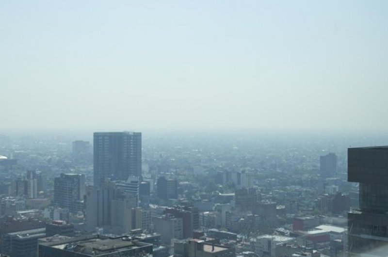 Salud capitalina difunde recomendaciones por contingencia ambiental