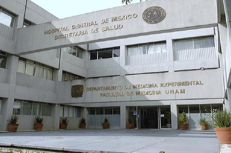 Hospital General de México pide denunciar desabasto de medicamentos