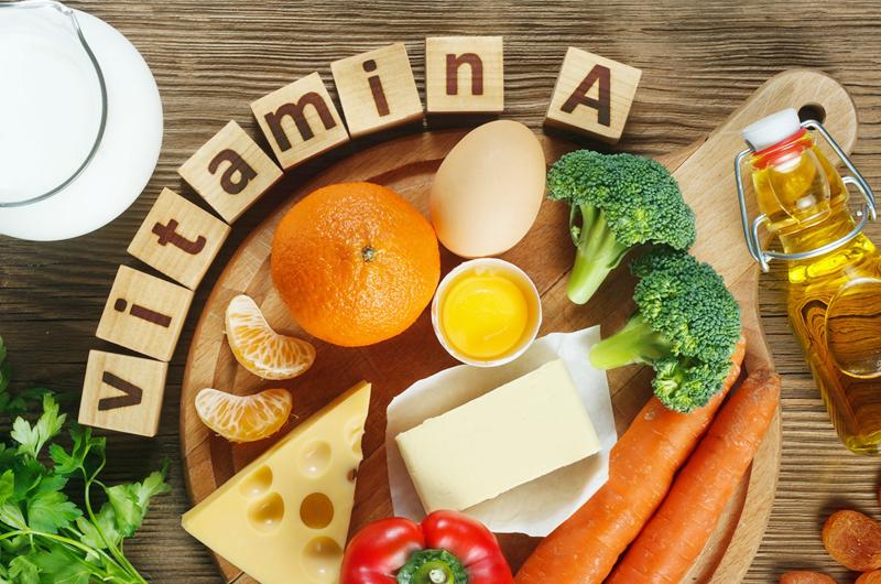 Deficiencia de vitamina A puede causar ceguera