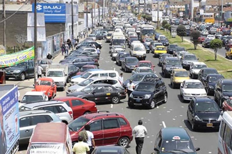 Asma afecta más a personas que habitan en zonas con alto tráfico
