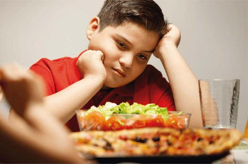 Casi seis mil niños en Querétaro tienen diagnóstico de obesidad
