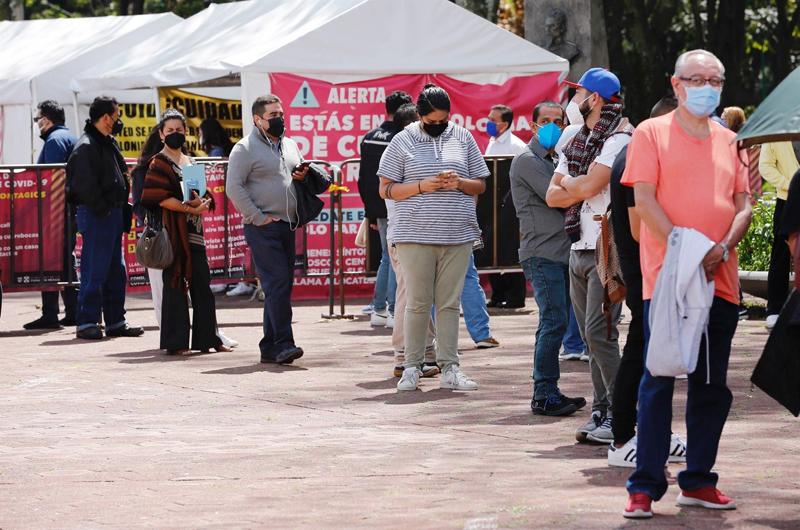 México suma 4 mil 438 nuevos casos y 91 decesos por coronavirus