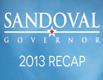 Fortalecida la campaña de reelección de Brian Sandoval