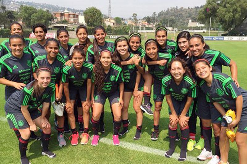 """Tri"" Femenil va por la medalla de oro a JCC Barranquilla 2018"
