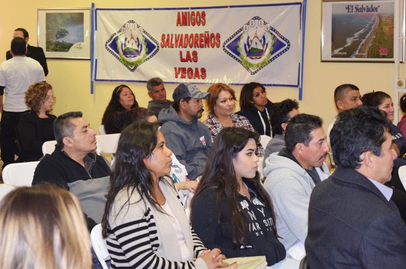 Extensión del TPS para salvadoreños... sin temor a ser deportados