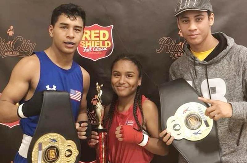 """El reconocido Team Rojas: """"Las peleas se ganan en el gimnasio"""""""