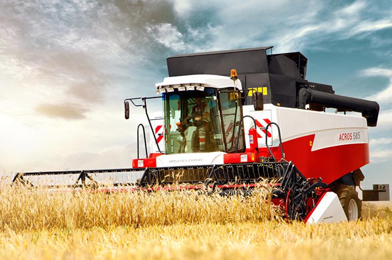 Diseñan tecnología para aumentar eficacia de las cosechadoras