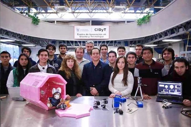 Laboratorio busca desarrollar talento aeroespacial en el país