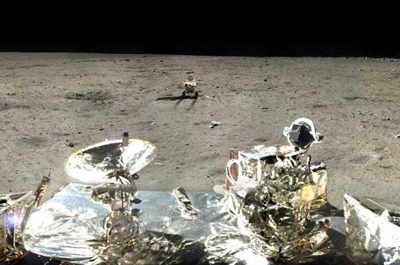 China prueba con éxito módulo de descenso para su primera misión a Marte