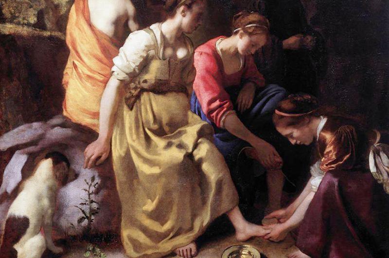 Obras del pintor Johannes Vermeer podrán verse mediante teléfono celular
