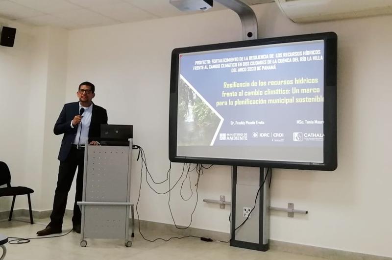 Apuestan por tecnología para desarrollo sostenible en Panamá
