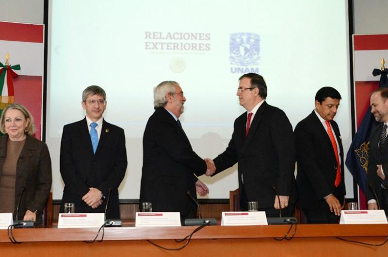 UNAM aporta tecnología a cancillería para velar de mexicanos en exterior