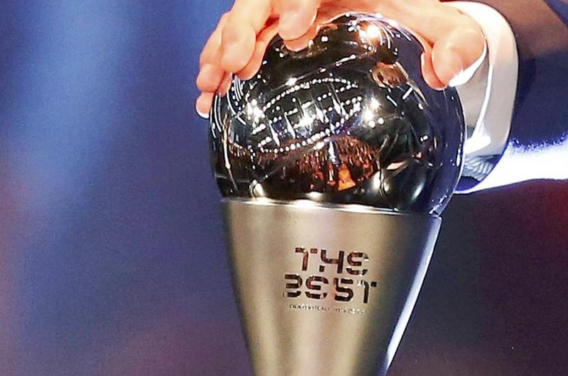 FIFA presenta nominados a premios The Best 2019