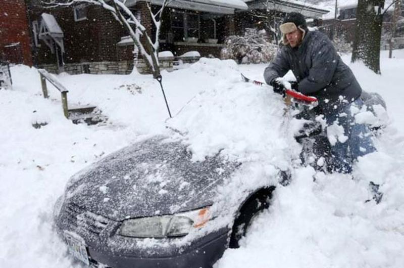 Suman ya nueve muertos en EUA por tormenta invernal