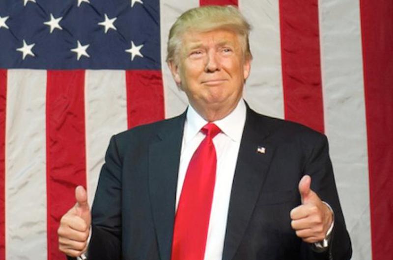 Reiteró Trump a México agradecimiento por tema migratorio