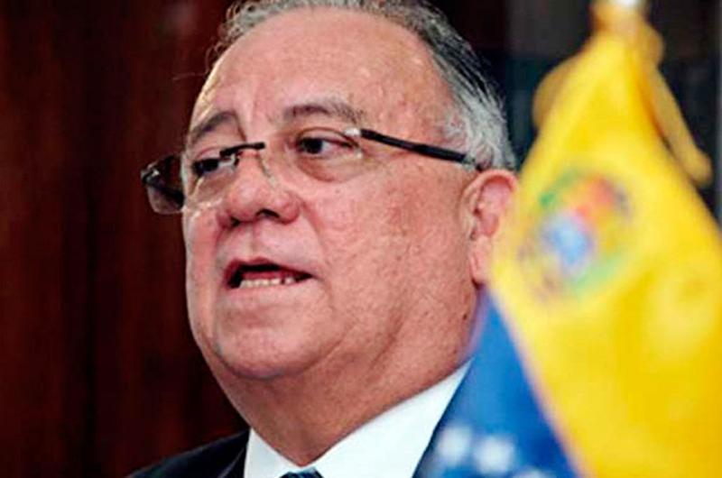 Solicita embajador venezolano en España retiro del reconocimiento a Guaidó
