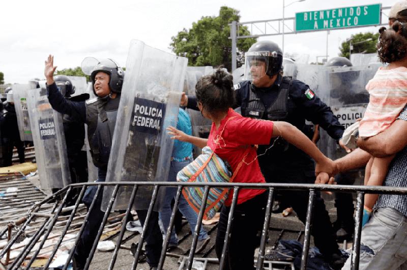 La Columna Vertebral: Entre la ilegalidad y la violencia