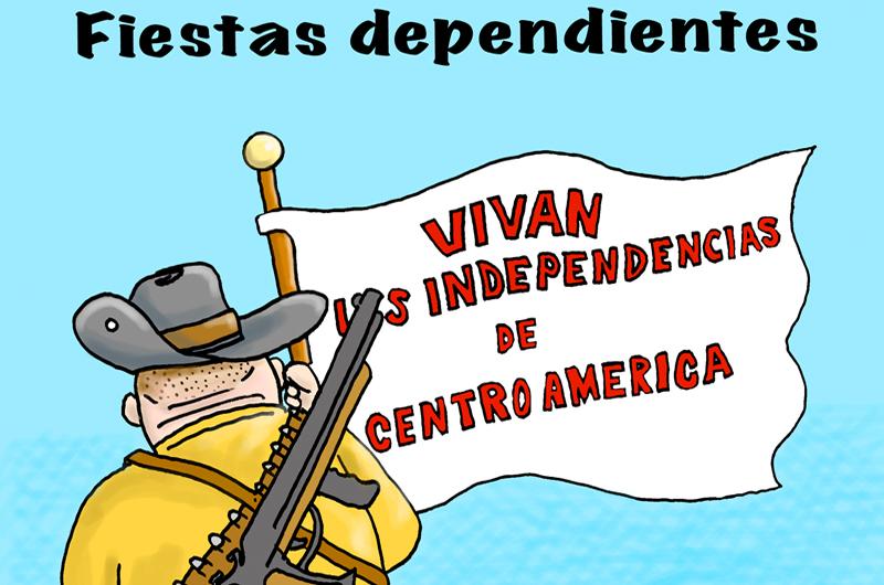 Editorial: Los centroamericanos...  celebran como una gran familia
