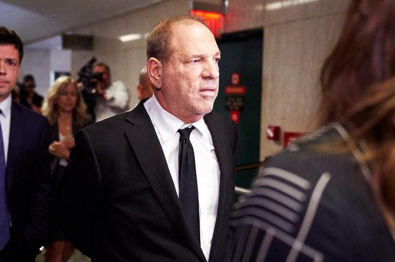 Harvey Weinstein no es un violador, dice abogada
