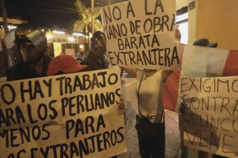 Gobierno de Venenzuela repudia xenofobia contra sus ciudadanos