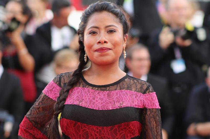 Un precedente la nominación de Yalitza, una mujer indígena: Cuarón