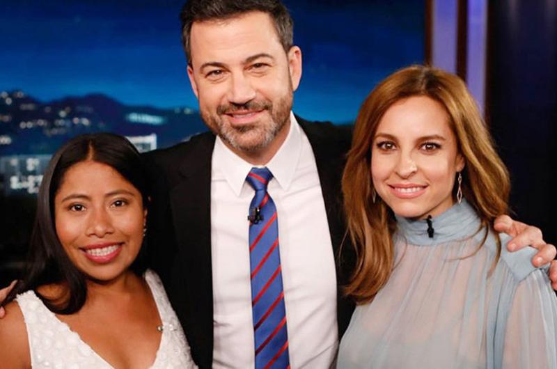 Nominación al Oscar llegó por sorpresa a Yalitza y a Marina: Carla Medina
