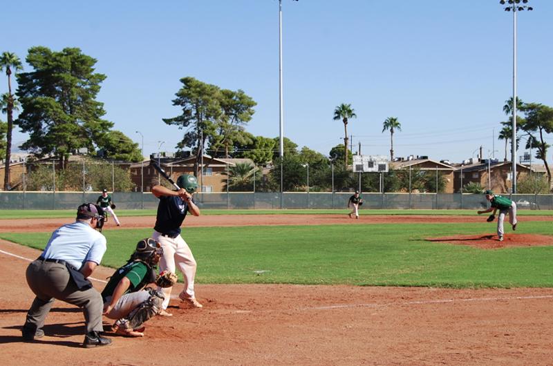 Las Vegas Baseball League guarda las mayores emociones para el final