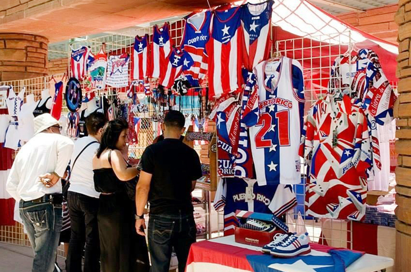 En el Festival de boricuas rindieron homenaje a los caídos por la libertad