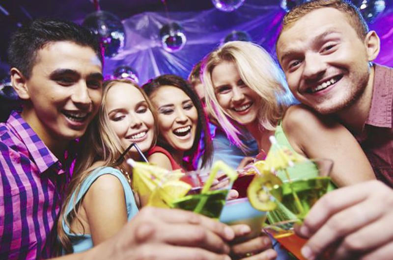 """Campaña de fin de año: """"De fiesta inteligentemente en Las Vegas"""""""