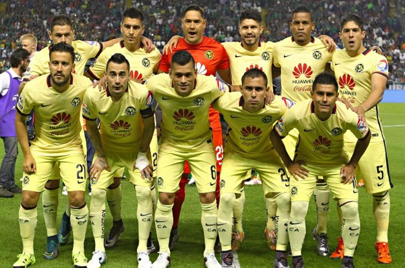 """América ya se prepara para octavos de final de """"Concachampions"""""""