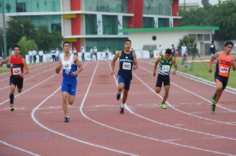 Atleta mexicano Rodrigo Guzmán, eliminado en semifinales 100 metros de mundial U18