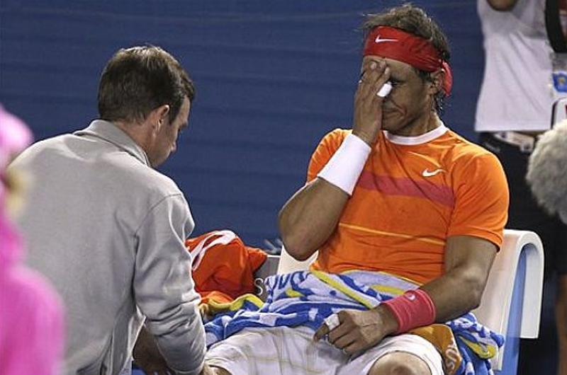 Rafael Nadal podría reaparecer en Abierto de Acapulco tras lesión