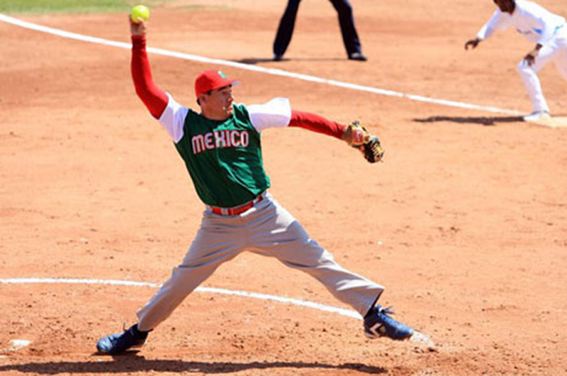 Selección mexicana de softbol va por medallas de oro a Barranquilla 2018