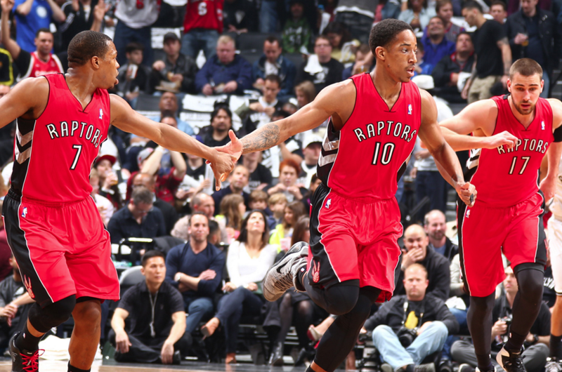 Raptors domina 103-98 a Hornets y sigue de líder en conferencia NBA