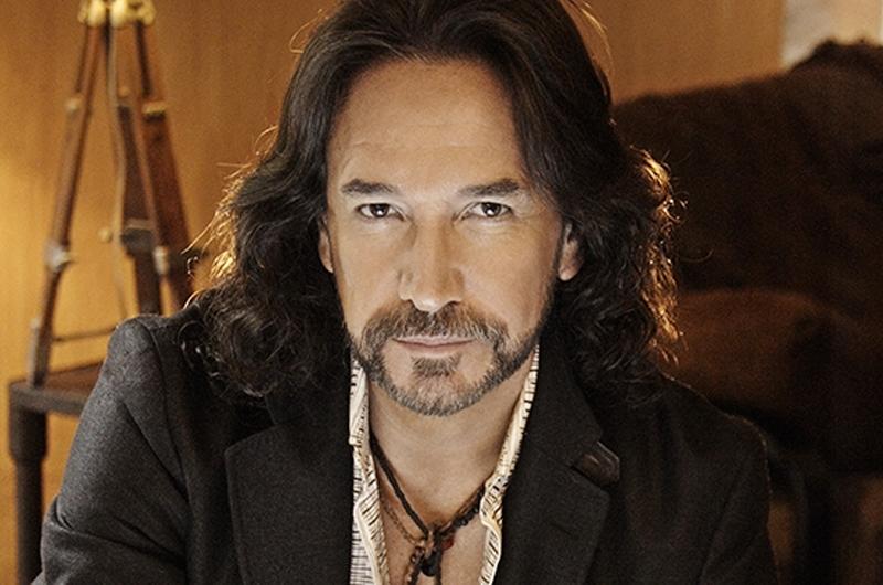 Cantante Pablo Montero graba tema con Marco Antonio Solís